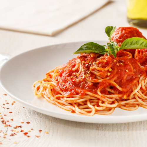 spaghetti sauce herbs and spices Food Photo