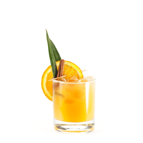 Cocktail Photography White Background