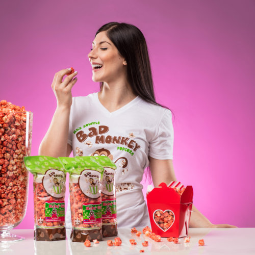 Popcorn and Snack Photography by Foodivine