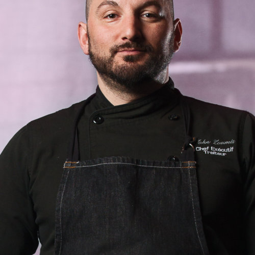 Chef John Zoumis by Food Photographer