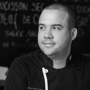 Marcel Olivier Larrea, Owner/Director at Tiradito