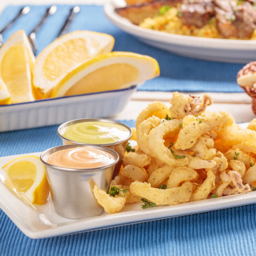 crispy calamari batter photo