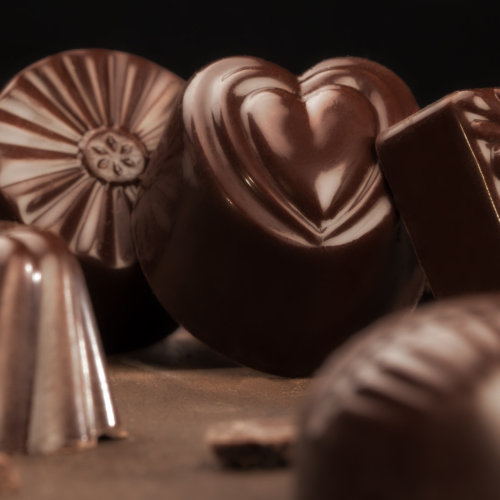 Chocolate Photography by Foodivine Image Creation Studio