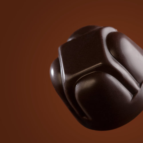 Commercial Chocolate Photography