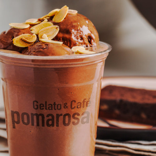 Gelato and Cafe Photography