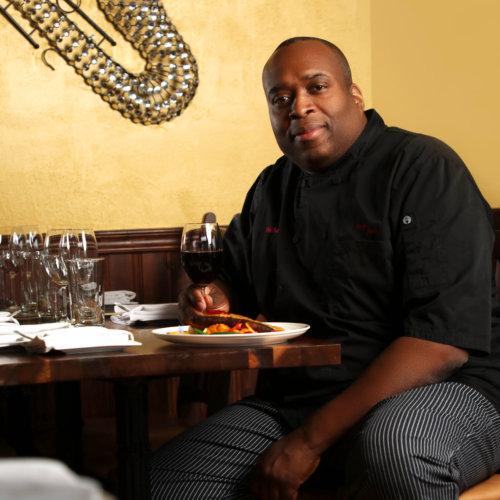 Chef Richard Bistro Nola Photo by Foodivine