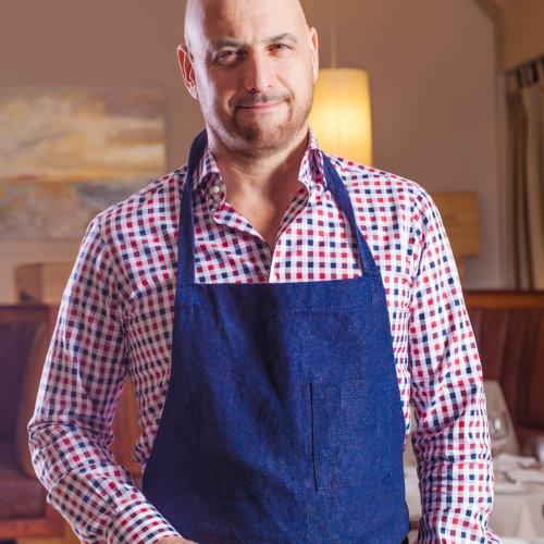 Chef Stephan Taverne
