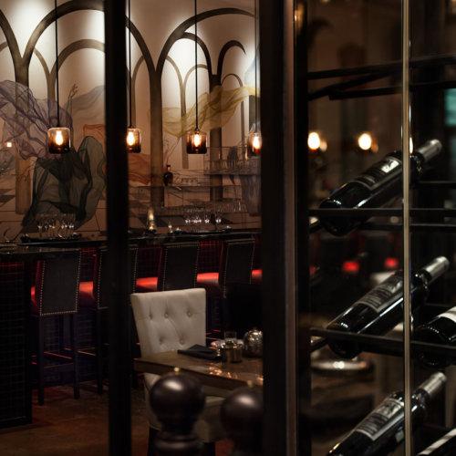 Restaurant Virtual Tour