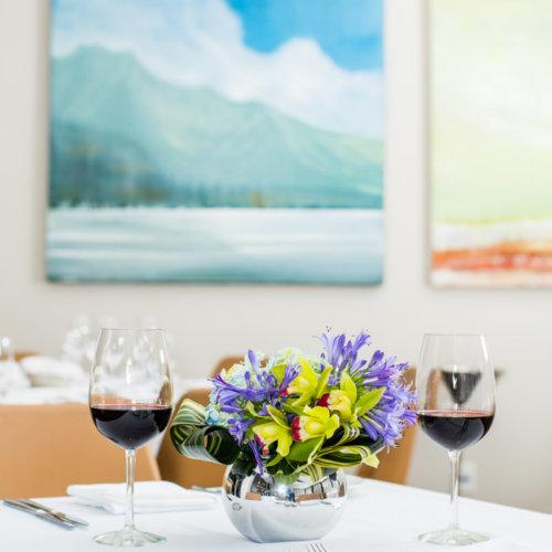 Wine table Interior photo